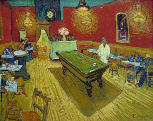 Night Café 1888