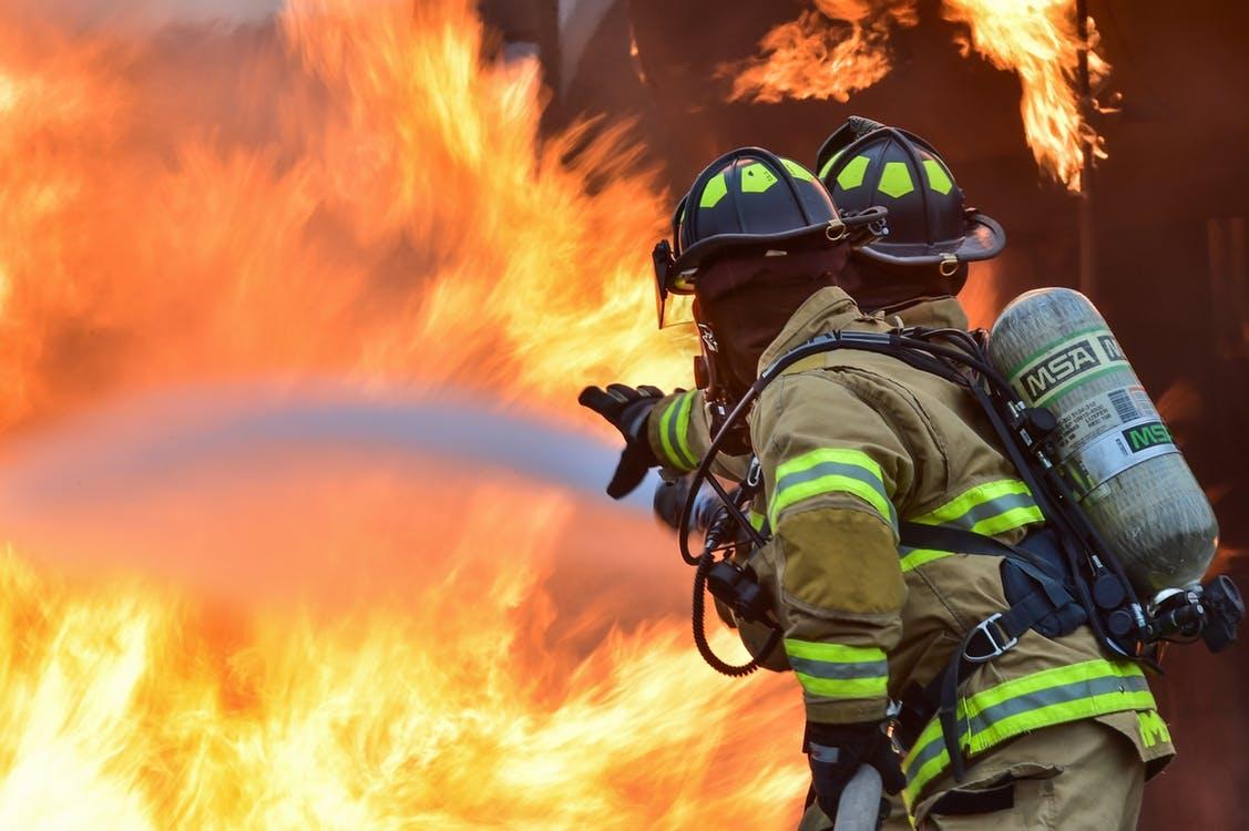Vatrogasna zaštitna uniforma