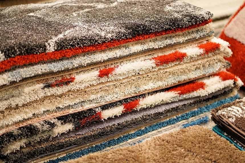 Održavanje čupavih tepiha