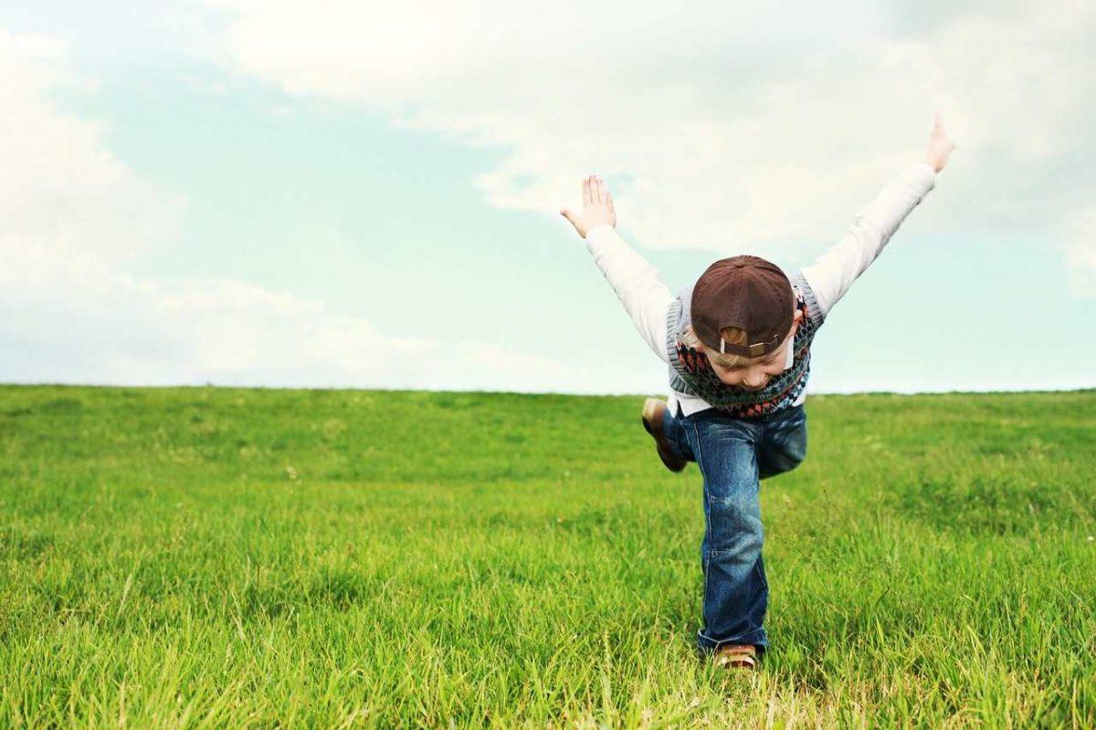 Povećajte inteligenciju kod dece kroz pokret
