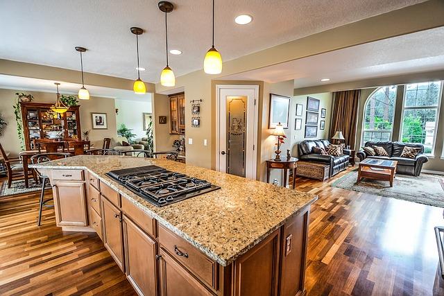 Šta da odaberete ako želite modernu kuhinju – mermer , granit ili kvrac