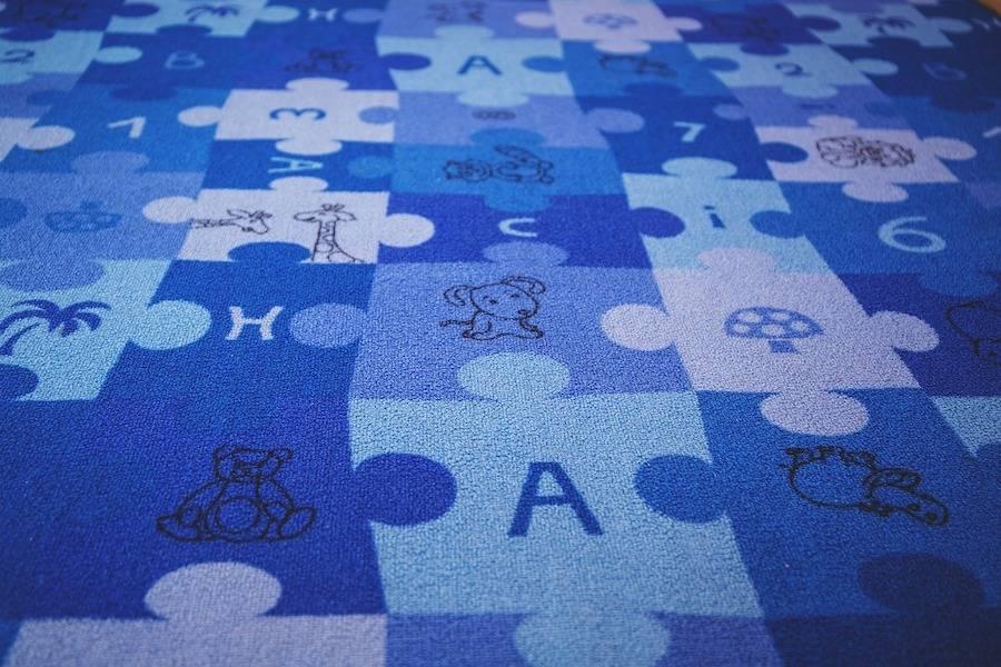 Uređenje dečije sobe – kako izabrati odgovarajući tepih
