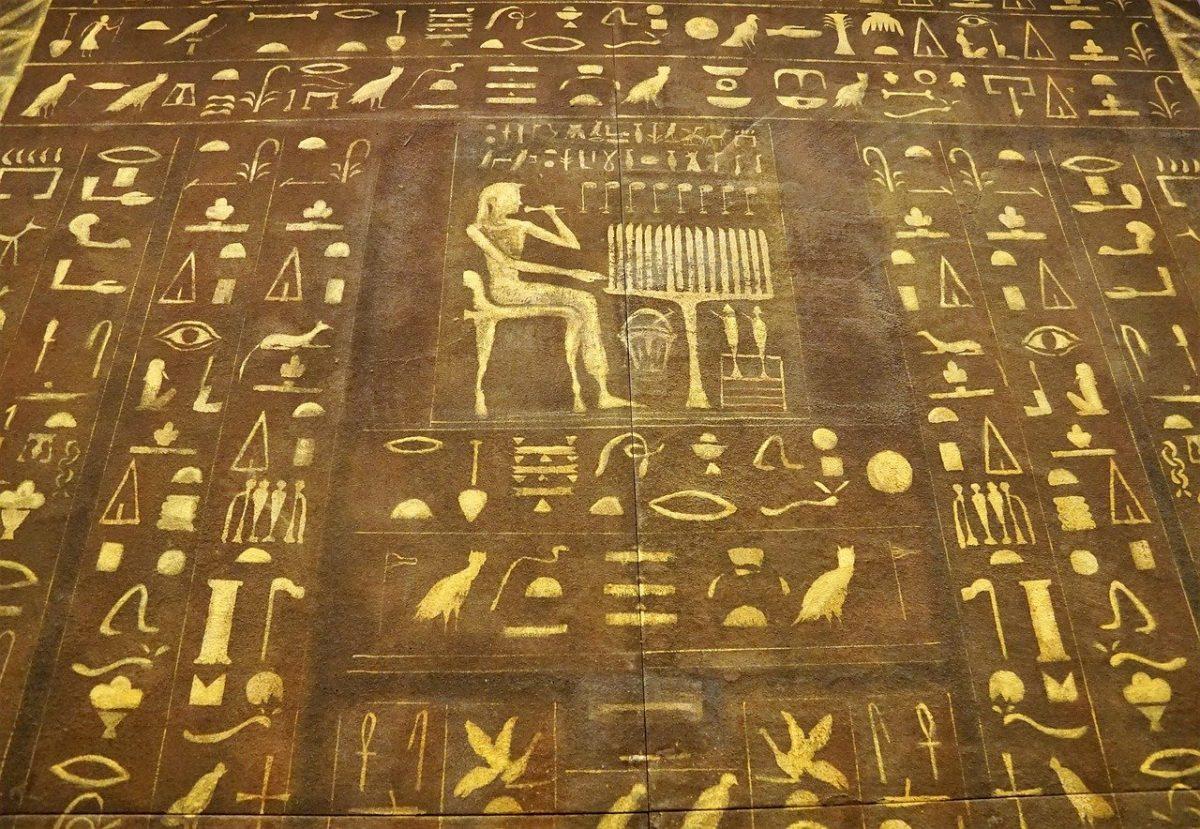 Hijeroglifi – misteriozno pismo drevnog Egipta
