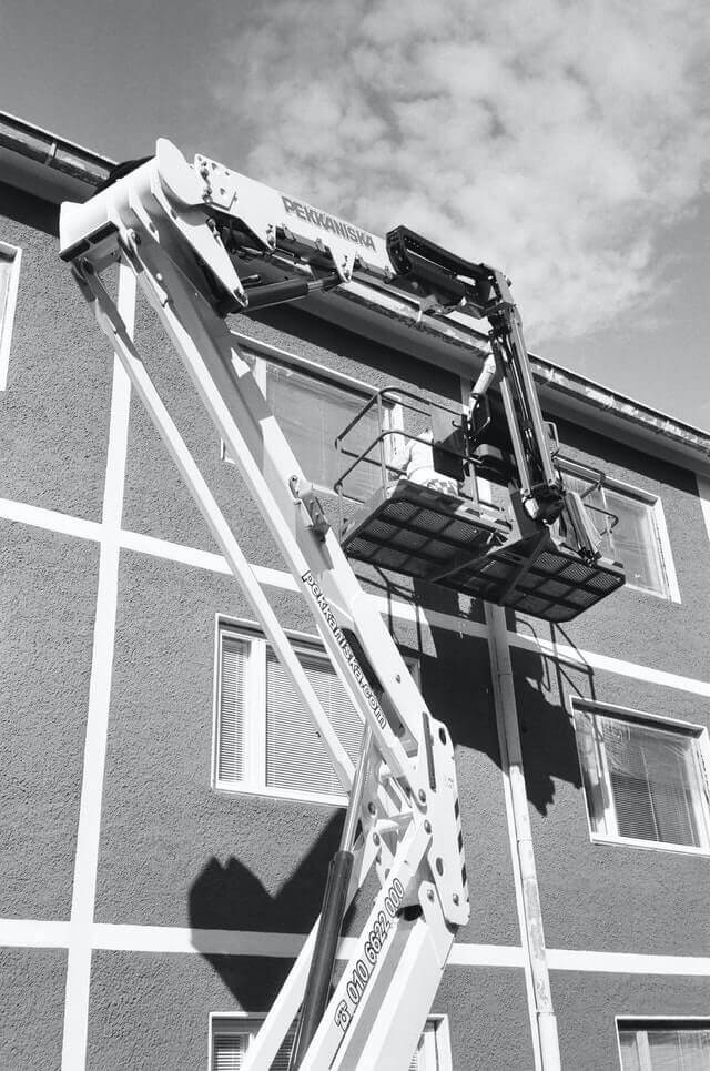 Makazaste platforme pogodne za rad na većim visinama